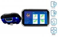 Курсоуказатель (система параллельного вождения) ГеоТрек EVO 8 GM PRO RTK