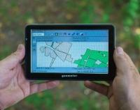 GPS прибор для измерения площади ГеоМетр S7 (Bluetooth)